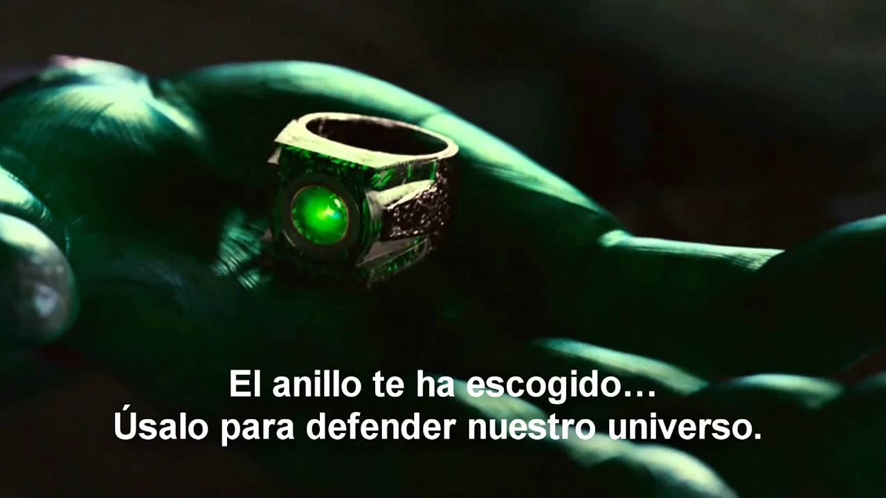 Linterna Verde - Trailer Subtitulado Español - FULL HD