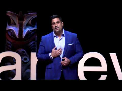Addiction – don't let the bear catch you | Steve Gill | TEDxStanleyPark