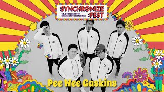 Pee Wee Gaskins LIVE @ Synchronize Fest 2019