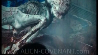 Alien Covenant in utero. (New poster,ending,and the new alien movie)