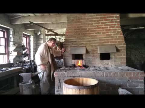 Forging in Fort Snelling, Hennepin County, MN