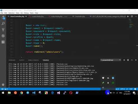Download Laravel 10 - How to Upload files in Laravel