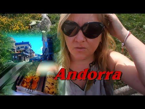 Andorra ❤ СКОЛЬКО  ДЕНЕГ ПОТРАТИЛИ за НЕДЕЛЮ ОТПУСКА//ПРИКЛЮЧЕНИЕ ПО ДОРОГЕ ДОМОЙ