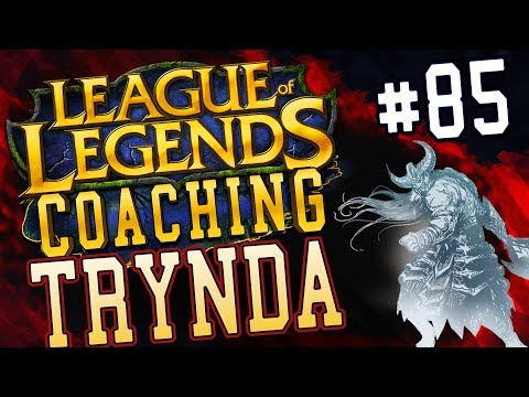 NEACE: TRYNDAMERE TOP COACHING 85, SILVER, WHAT TO DO ULTRA LATE GAME TO KEEP PRESSURE AND WIN