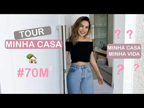 TOUR PELA MINHA CASA!