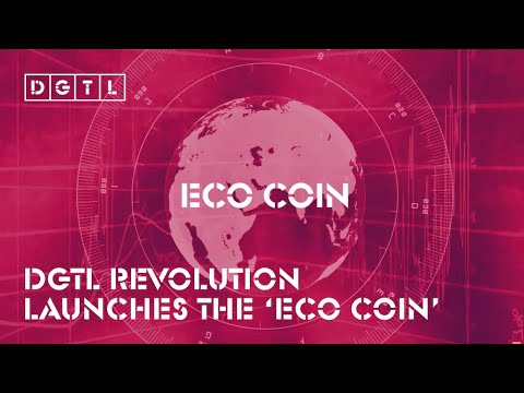 DGTL Revolution launches the 'ECO coin'