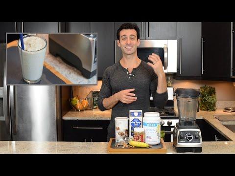 The chalk-free protein shake | Life is NOYOKE