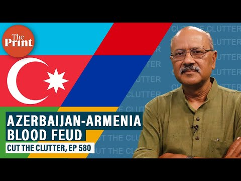 Why faraway Azerbaijan & Armenia are fighting: Witch's brew of ethnicity, religion, geography & oil