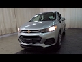 2017 Chevrolet Trax Des Plains, Niles, Glenview, Chicago, Elk Grove, IL B24392