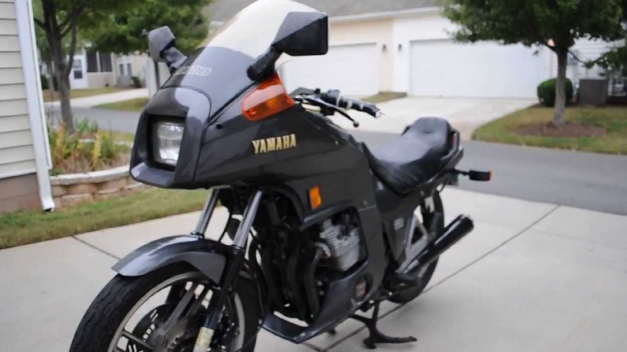Yamaha Seca  Turbo