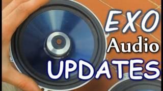 EXO Updates: VAN SOLD & New Subwoofer - 3 18's | Soundstream Triple X w/ PSI Recones