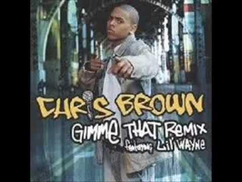 Chris Brown - Gimme That - Instrumental
