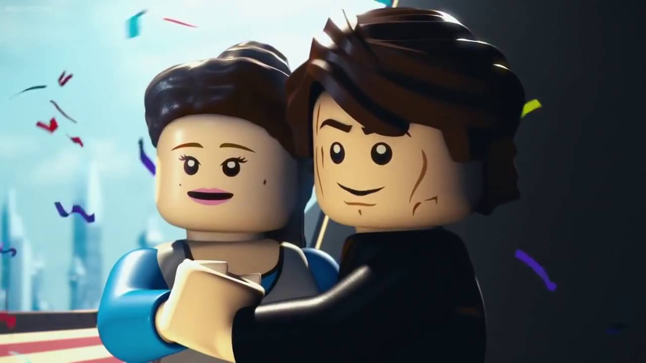 Lego Star Wars Droid Tales #1