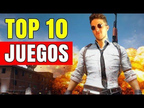 TOP 10 JUEGOS PARA ANDROID & IOS GRATIS 👍 OCTUBRE 2017 #TOPAPPLOIDE132