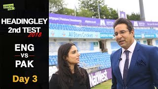 1 1 is a good result against this england side wasim akram england vs pakistan 2018