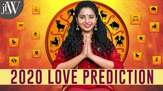 2020 LOVE PREDICTIONS | BEING SARU | JFW | English Subtitles