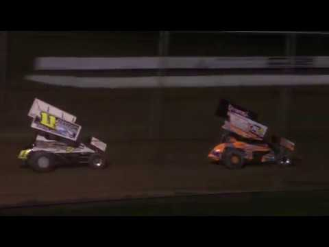 Michael's Mercer Raceway Chiller Thriller Highlights 4-13-19