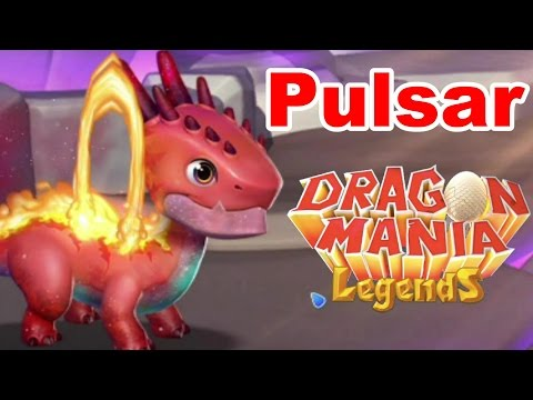 How to Breed the PULSAR Dragon! - Dragon Mania Legends (DOTW Breeding Guide 17-24th April)