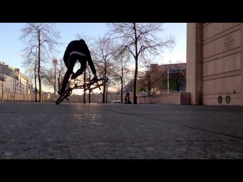 Matthias Dandois - La Cremerie BMX - Welcome to the pro team