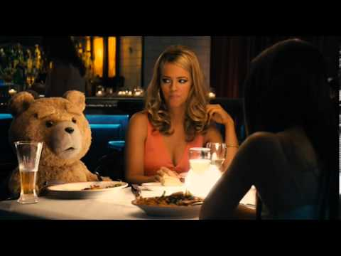 """Ted"" Double Date Scene"