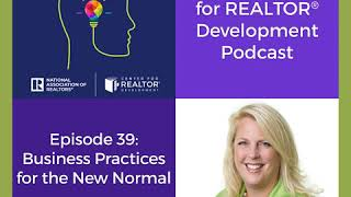 Episode 39: Business Practices For The New Normal with Kim Cameron