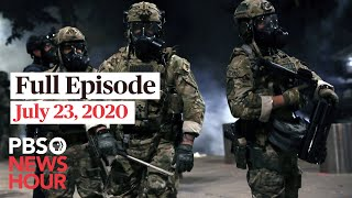 Pbs Newshour Full Episode, July 23, 2020