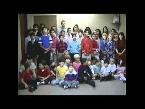 Father Constantine 25th Anniversary Sunday School Song
