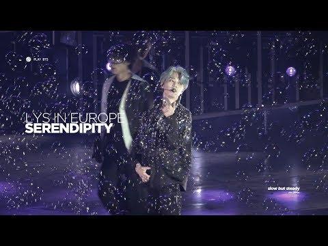 2018 방탄소년단 지민 (BTS JIMIN) - Serendipity Multi ver. (4K fancam)