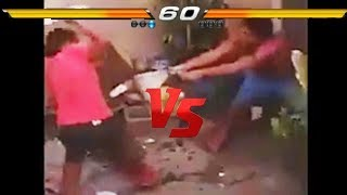 Husband Vs Wife !! Guess who won? - Mortal Kombat Marriage