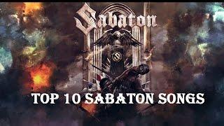 Top 10 Sabaton Songs