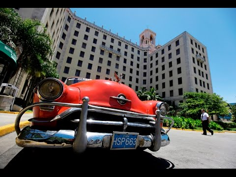 In Cuba, American tourists increase demand for hotels