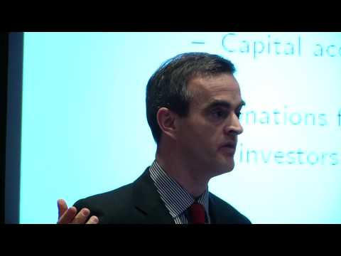 Michael Kumhof: Inequality and Macroeconomics Dynamics 4/5