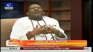 STATE OF THE NATION: Hon Patrick Obahiagbon SPEAKS AGAIN ON RIVERS CRISIS