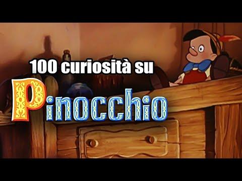 100 curiosità su Pinocchio!