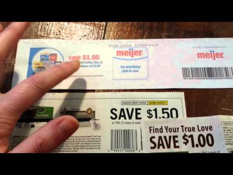 Stacking Coupons How To