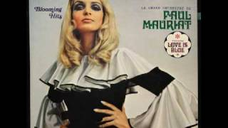 Paul Mauriat - UN TOUT PETIT PANTIN   パリのあやつり人形