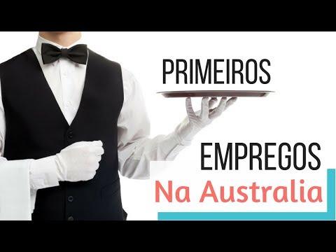 Workshop Grátis: PRIMEIRO EMPREGO AUSTRALIA & Visitando o STB