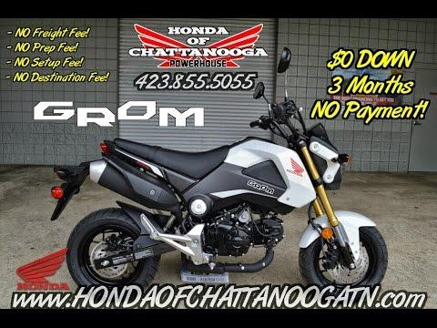 White 2015 honda grom for sale chattanooga tn ga al for Honda dealerships in alabama