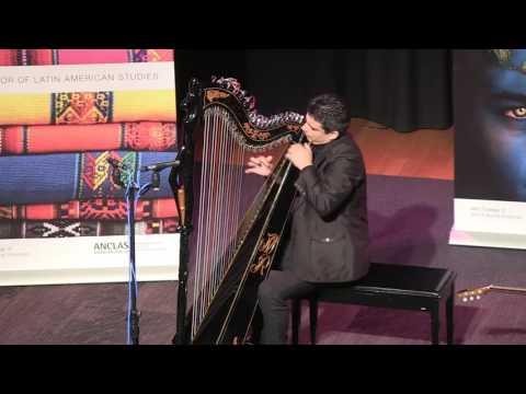 Paraguayan Harp Concert by Marcelo Rojas
