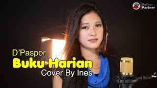 BUKU HARIAN - D'PASPOR   COVER BY INES