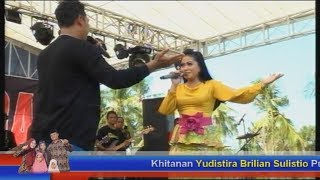 Lilin Herlina duet Brodin - Bahtera Cinta Live Kota Tegal