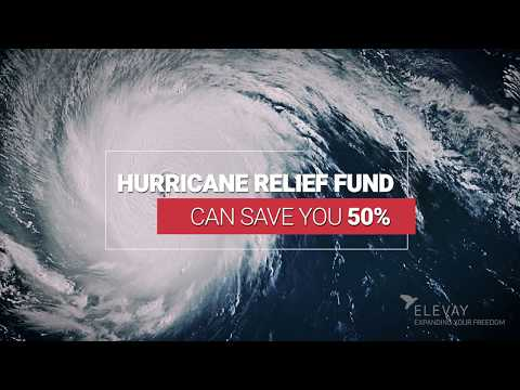St. Kitts & Nevis - Hurricane Relief Fund - Citizenship by Investment