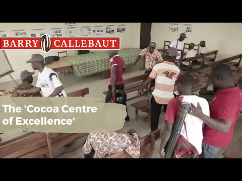 Barry Callebaut's Cocoa Horizons Sustainability Initiative
