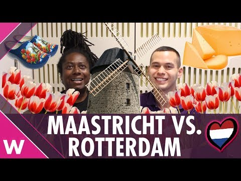 Eurovision 2020: Maastricht or Rotterdam as host city?
