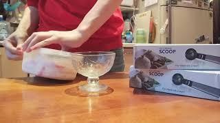 ложка для мороженого. Покупки с #Aliexpress