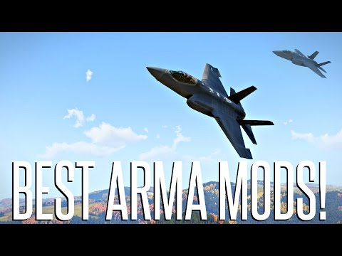 The BEST ArmA Mods for Milsim Operations! - YouTube