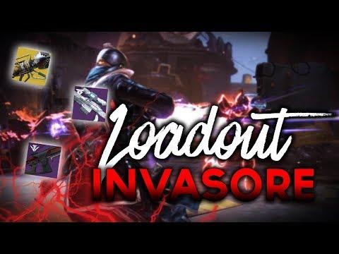 Destiny 2 - IL MIO LOADOUT DA INVASORE!!! [Azzardo Eccelso] thumbnail