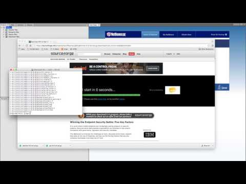 GFortran Installation In Netbeans 8 1 On Mac OS 10.11 El Capitan