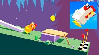 Bouncy Hills (by Ketchapp) Android Gameplay HD Trailer