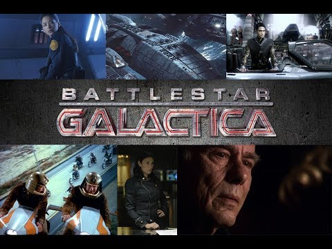 Battlestar Galactica Retrospective Part 3 - Blood & Chrome, The Plan, Galactica 1980 And Razor